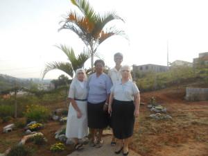 Comunidade Passionista Nossa Senhora das Dores – MG