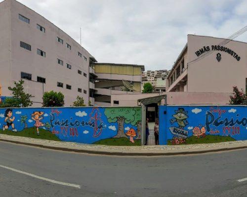 Comunidade Passionista João XXIII - Colégio