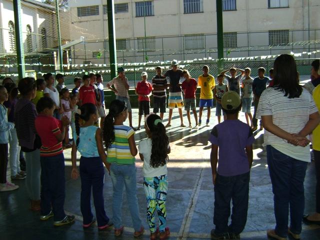 CCA - Casa da Criança e do Adolescente