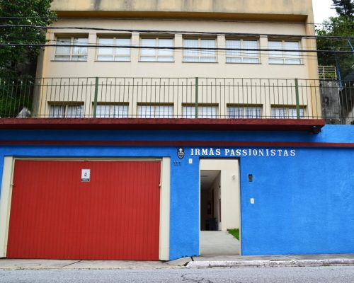 Comunidade Passionista Santa Gema - Colégio