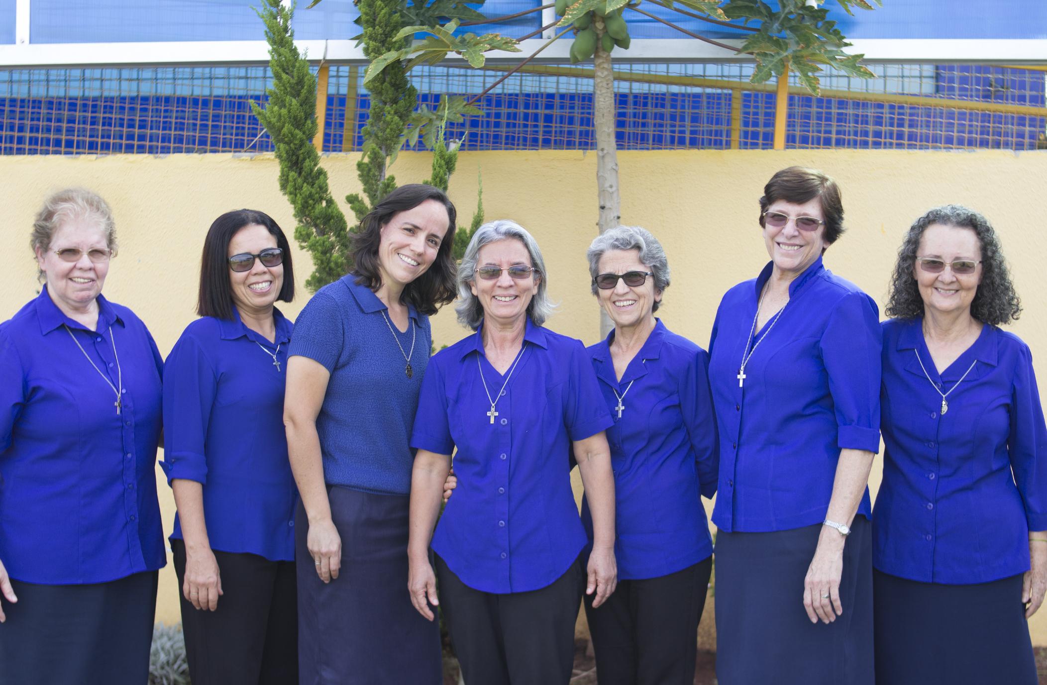 C.  Passionista Mãe da Santa Esperança - Riacho Fundo I DF