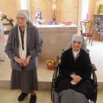 Celebração dos 100 anos das Irmãs Filipina e Maria Antonia