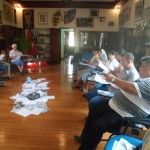 1º Dia – III Escola Vocacional Passionista