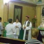 Visita de Dom Luiz Fernando