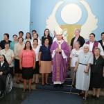 Celebração 200 anos com as Irmãs, CLP e Comunidade Eclesial.