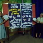 Comemoração Jubileu de Ir. Arlete e Ir. Maria Antônia