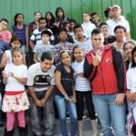 Encontro das Escolas e dos Projetos Sociais