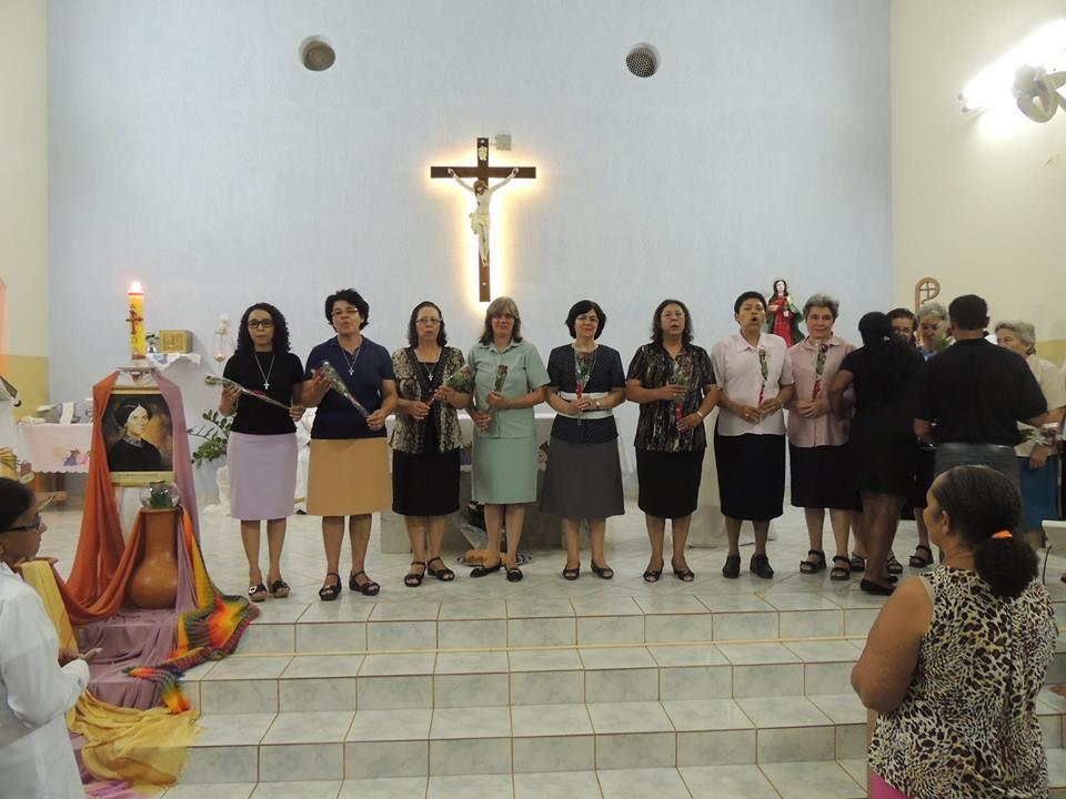 Acolhida das Irmãs Passionistas - Janaúba MG