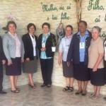 Acolhida das Irmãs em nossa comunidade