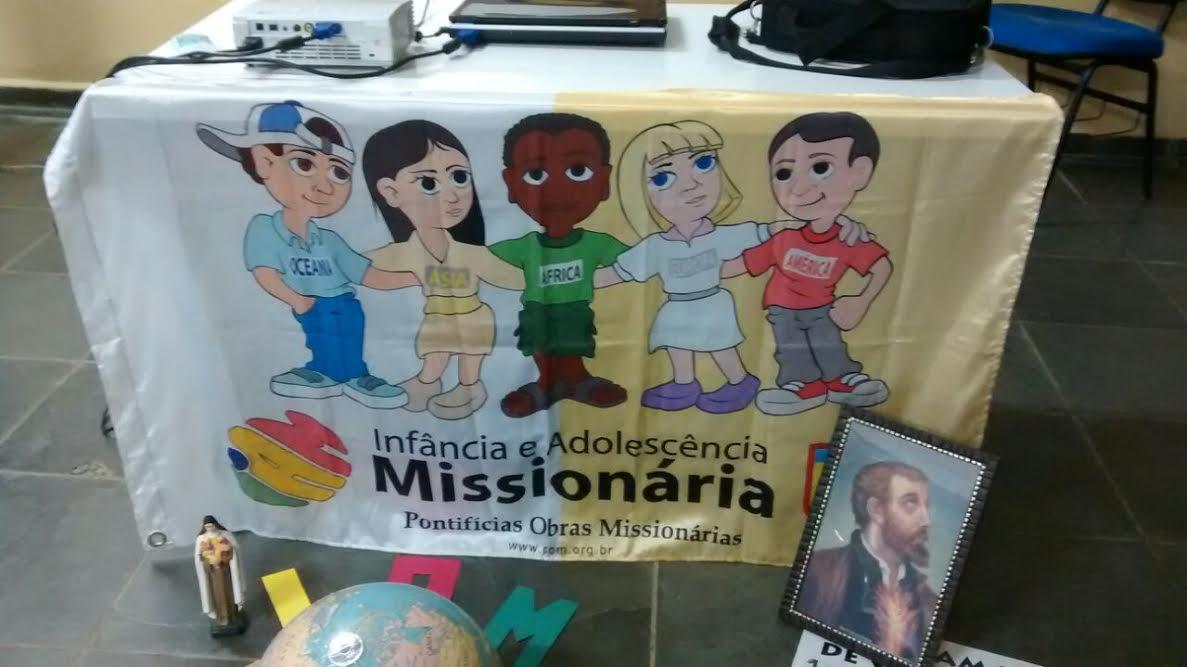 Infância Missionaria-Diocese de Caitité BA
