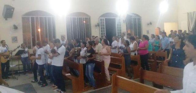 Oração e reflexão  sobre a Misericórdia