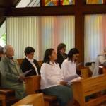 Ingresso no Noviciado – Província Imaculado Coração de Maria