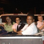 Passionistas felizes na missão de Cujubim – RO