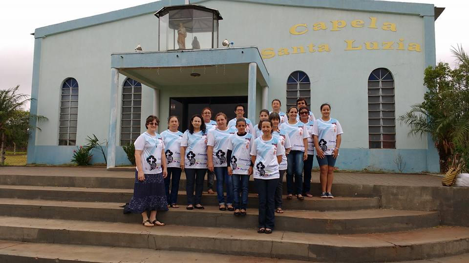 Retiro e Adesão de 18 Membros da CLP SANTA LUZIA