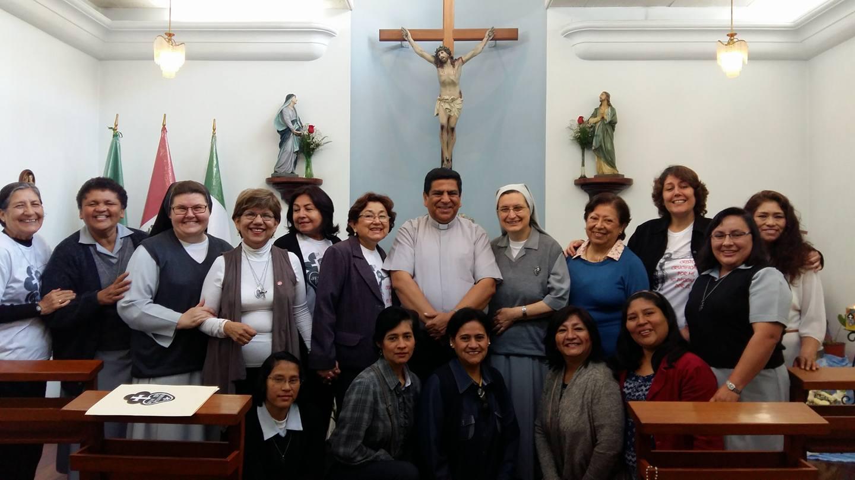 Adesão de 4 membros. Com. Santa Rosa de Lima