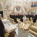 Espírito Santo é foco da primeira pregação do Advento no Vaticano