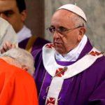 Papa presidirá celebração da Quarta-feira de Cinzas no Aventino
