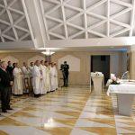 Quais são os 3 eixos para o caminho do cristão? Papa Francisco explica