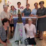 Visita da Mãe Aparecida à Com. Passionista Imaculada Conceição