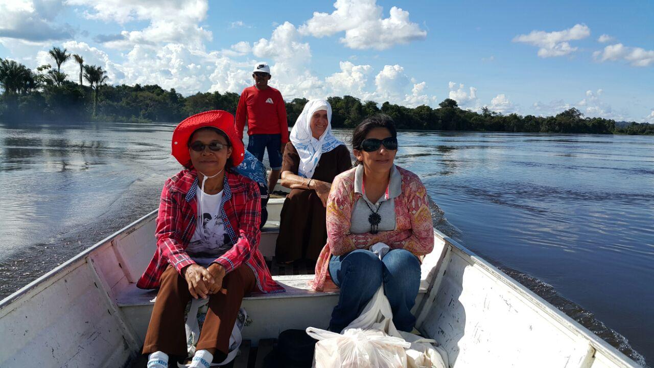 Missão na Prelazia de Itaituba – Pará