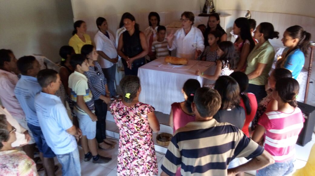 Semana Santa na Diocese de Caitité – BA