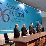 56ª Assembleia Geral da CNBB é encerrada com mensagem do Papa