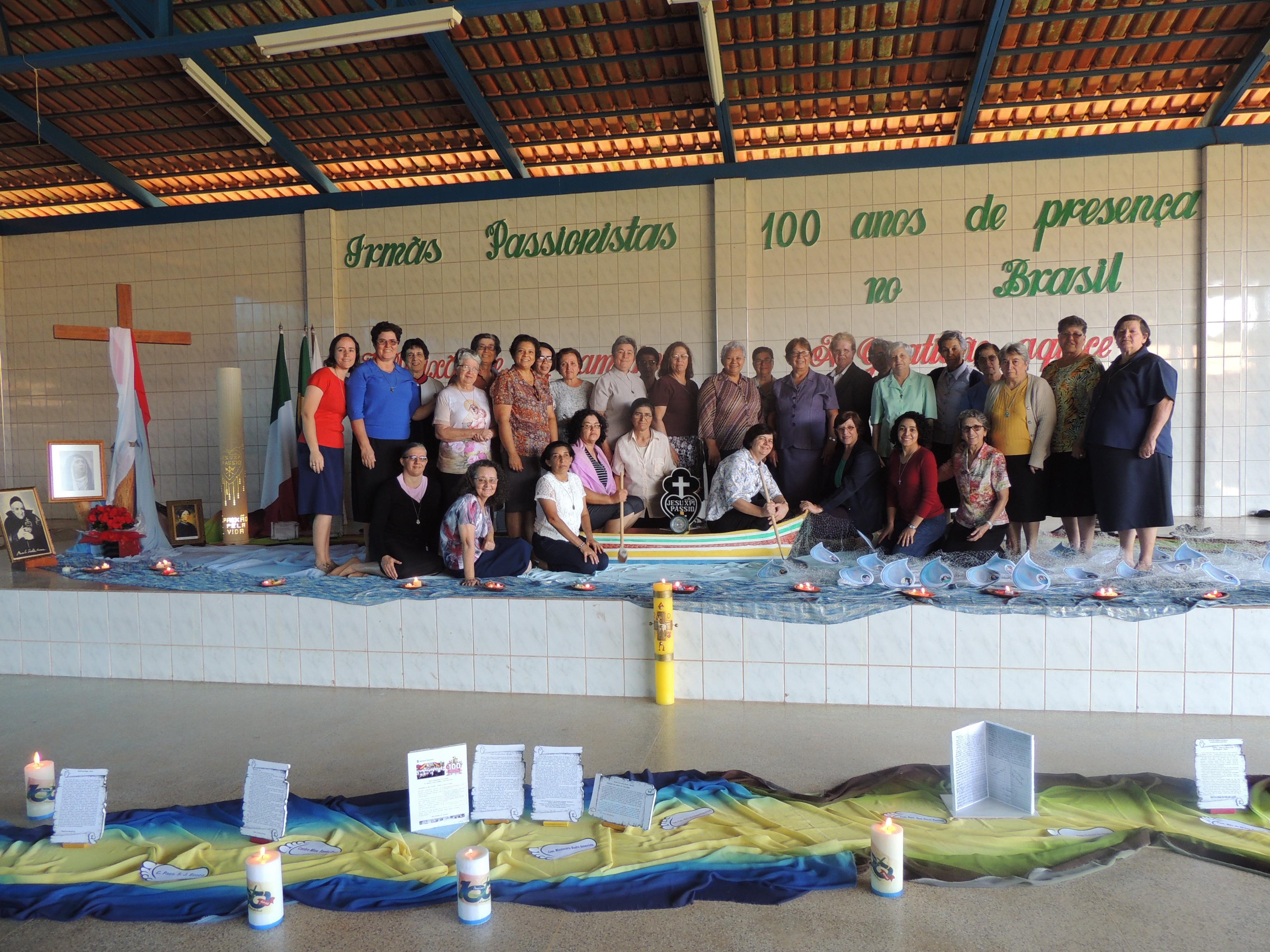 Assembleia Pré-capitular – Província Maria Rainha da Paz