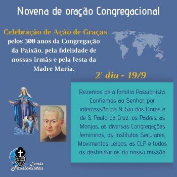Novena de oração congregacional