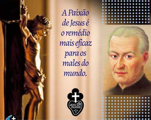 Celebração da Festa de São Paulo da Cruz