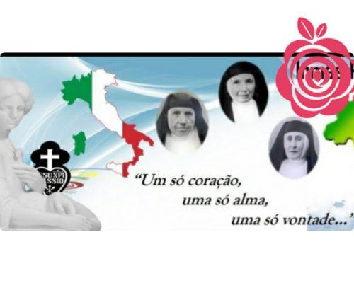101 anos de presença das Irmãs Passionistas no Brasil