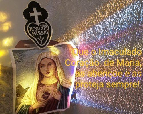Felicitações à Província Imaculado Coração de Maria