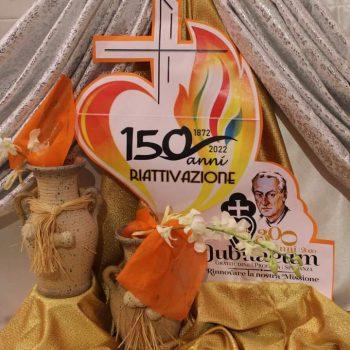 Preparemos para os 150 anos de Reativação da nossa Congregação